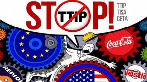 """""""El  TTIP es un eslabón más en este capitalismo 3.0 que se reinventa"""" Jose Ramón Mariño"""
