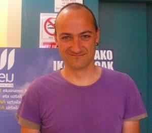 Asier Etxenike (Arg.: unibertsitatea.net)