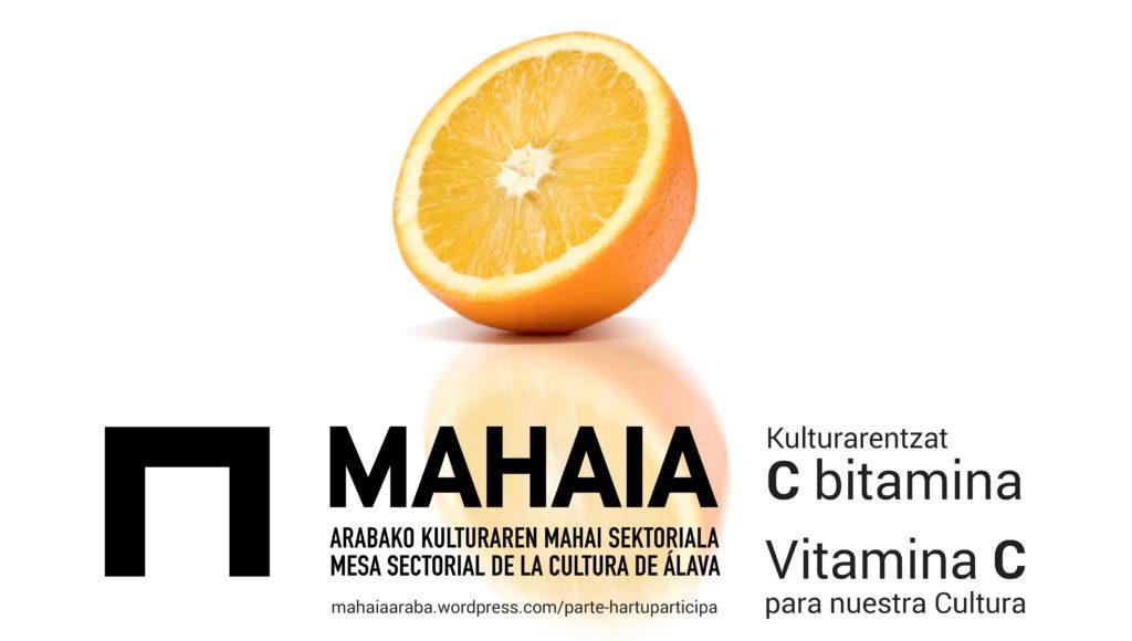 MAHAIA presenta sus Propuestas en favor de la Cultura y la Creación contemporáneas en Álava