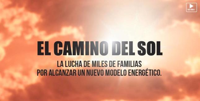 El tortuoso camino del sol en el estado español