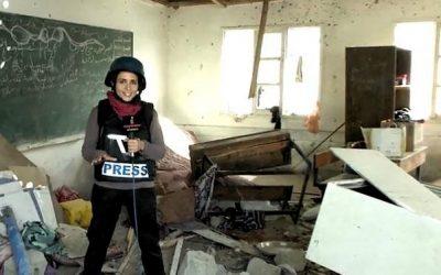 Uhintifada 252: Crónicas de Gaza, de la mano de Isabel Pérez.