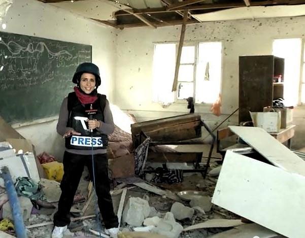Uhintifada 252 Crónicas de Gaza, de la mano de Isabel Pérez.