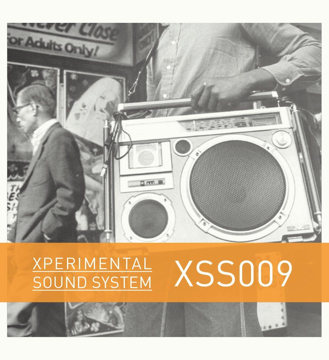 XSS009 / A Guy Called Judas