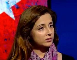 [HalaBideo] Michelle Allison militante kurduari elkarrizketa