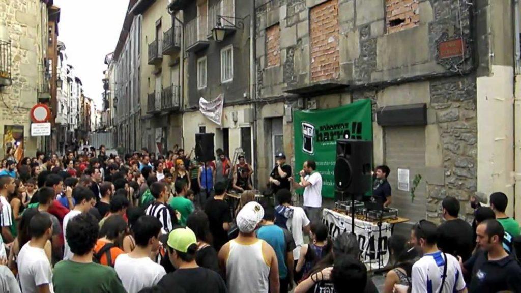 Sábado 2 de julio 11:00 h, emisión en directo desde el Casco Viejo de Gasteiz