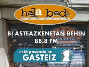 Está Pasando en Gasteiz