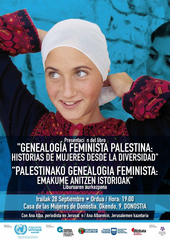 «Las mujeres son la columna vertebral de la sociedad palestina»: Ana Alba, periodista residente en Jerusalem