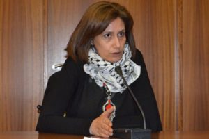 Uhintifada 260: Charlamos con Jaldía Abubakra, candidata gazatí al Senado.