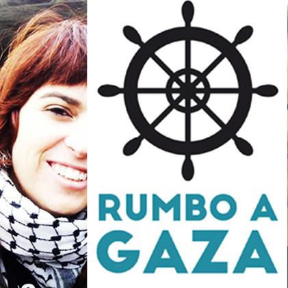 Entrevista con Laura Arau, impulsora y organizadora del proyecto Mujeres Rumbo a Gaza