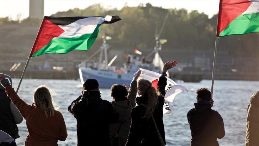 Uhintifada 262: Mujeres dispuestas a romper el cerco de Gaza