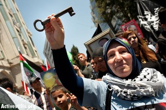 Uhintifada 256: «La conmemoración de la Nakba recuerda a Israel que Palestina nunca estuvo vacia, por eso lo quieren eliminar»