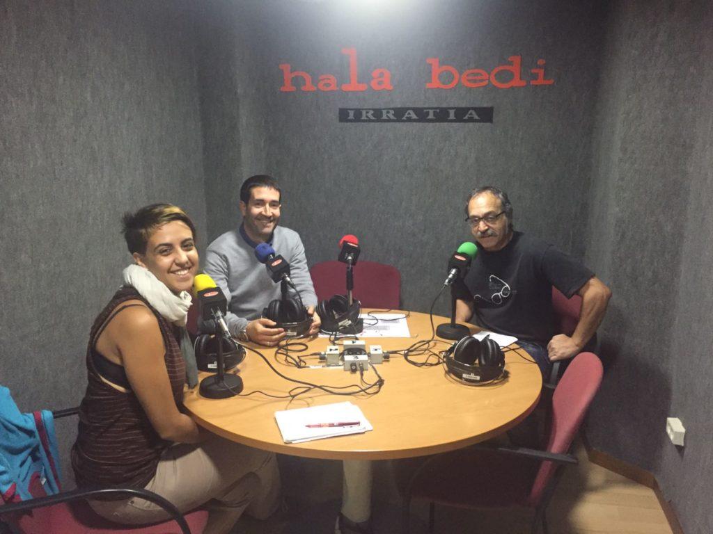Hauteskunde Tertulia ARABA HIZPIDEn Rodriguez, Grajales eta Izagarekin
