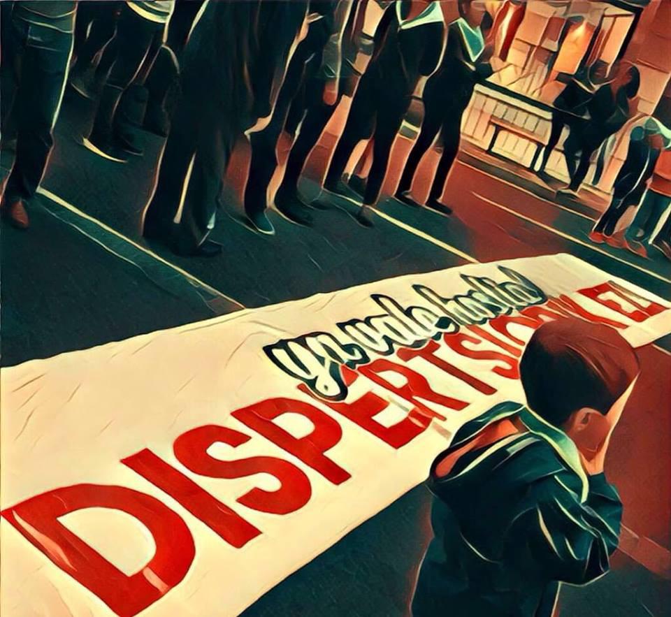 UdazkenFest arrakastatsua ospatu dute Gasteizen, dispertsioaren amaiera eskatuz