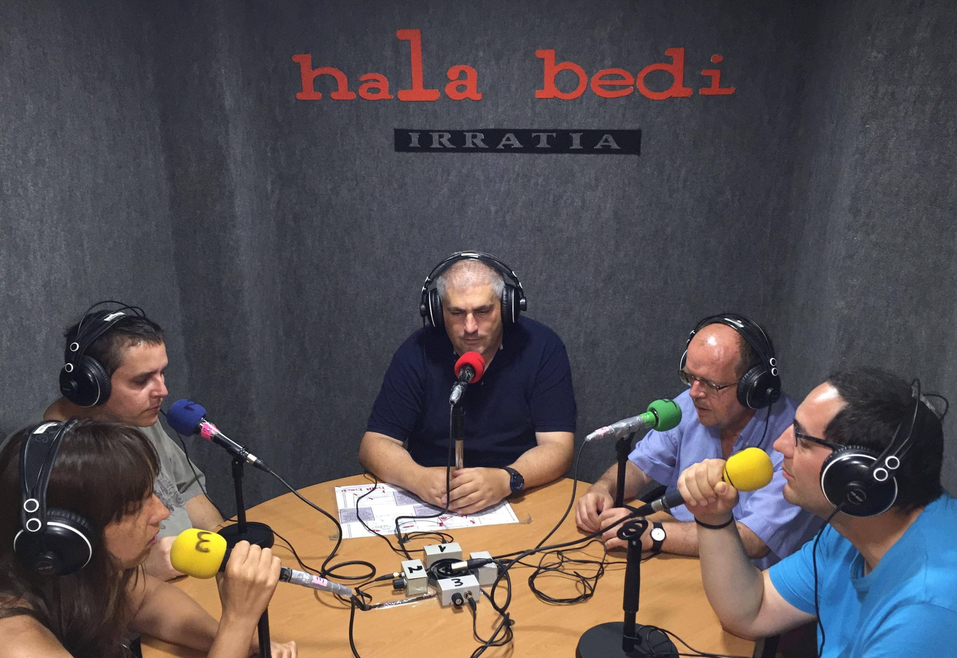 Volvemos  a  la  radio