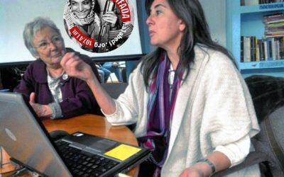 Uhintifada 265: Sandra Barrilaro: «Nosotras no somos las protagonistas de esta historia, sino el altavoz de una denuncia, la de el bloqueo que sufre Gaza».