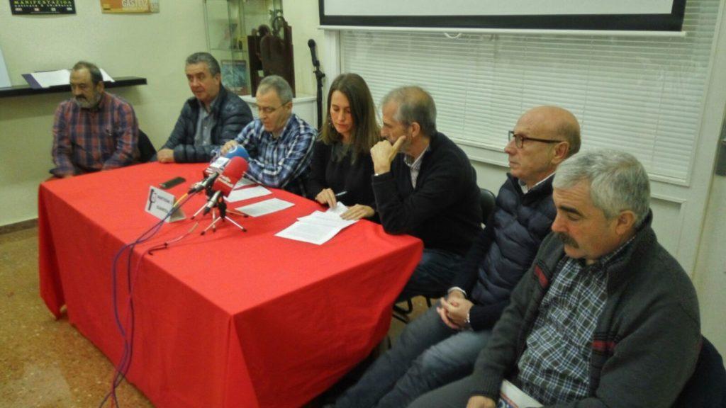 Martxoak 3 Elkartea: «La querella es una iniciativa importante para acabar con el modelo de impunidad en el estado español»