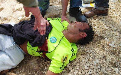 uhintifada 4 protesta en la localidad de Bil´in  soldado sionista asesina a un joven palestino