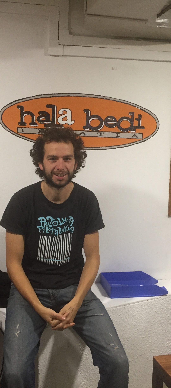 """Luis Casado (Fracking Ez): """"Mehatxu berri honi denon artean egin behar diogu aurre"""""""