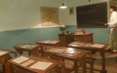 Vuelta  al  pasado  educativo  en  Euskal  Herria