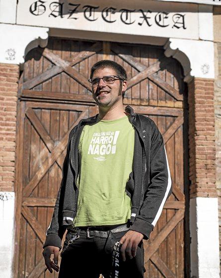 Ander Solozabal: «Industriaren baloreak ez erreproduzitzeko, eztabaida eta alternatiba errealak behar ditugu»