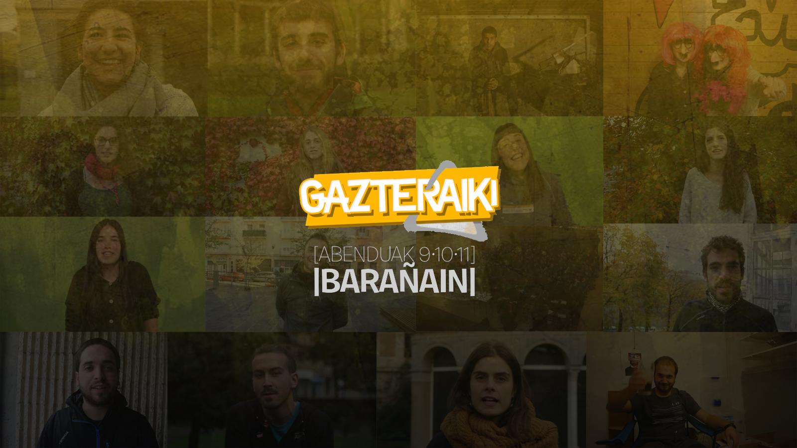 Arabatik #GaztEraiki: «Gure bizitzen eta etorkizunaren jabe izan nahi dugu»