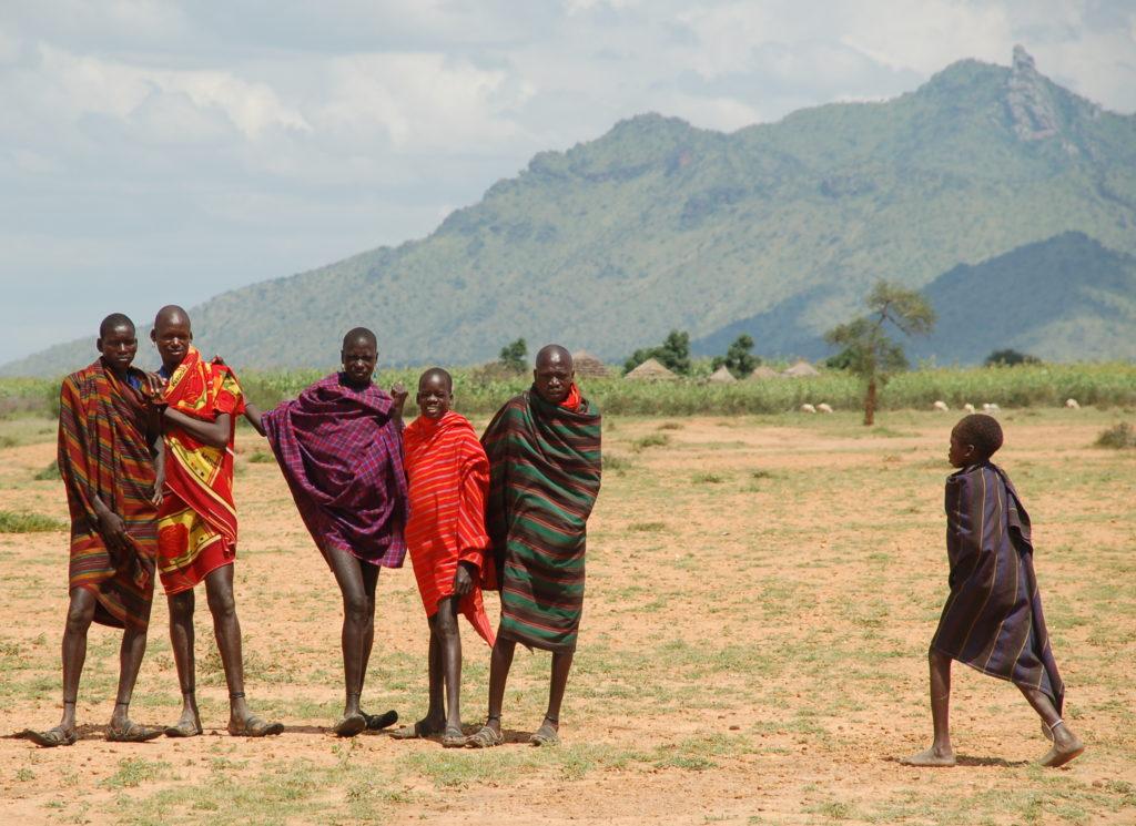 Uganda Karamojong