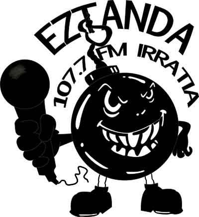Zorionak Eztanda Irratia por los 17 años!!