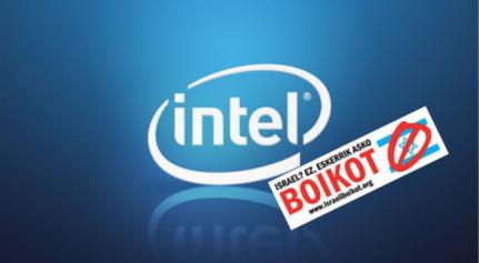 Uhintifada  8  Boikot  a  Intel