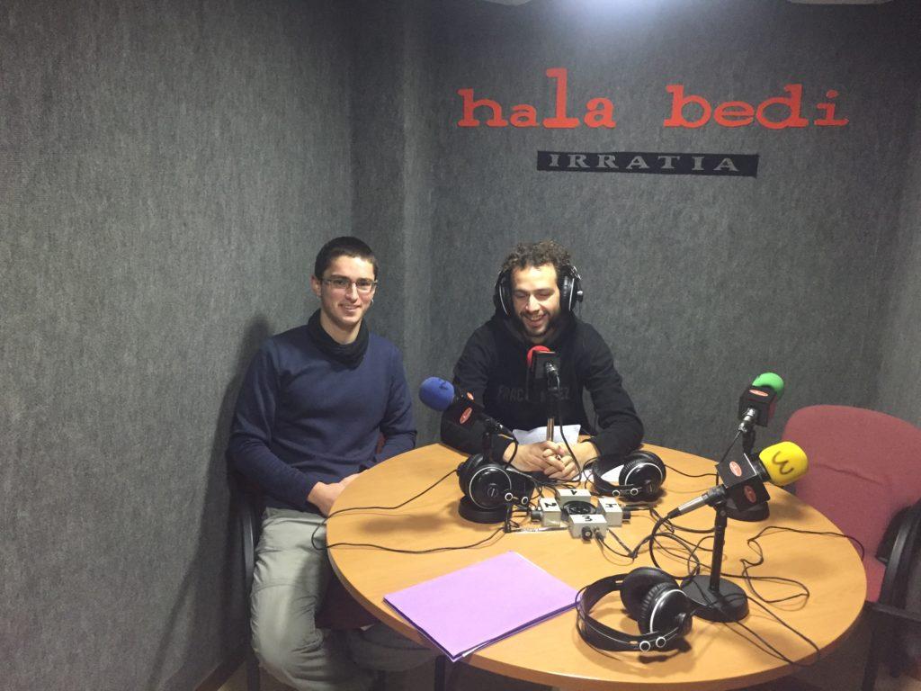 """Luis Casado eta Aitor López(Berriztu!): """"Putzuen mehatxuei erantzun berriztua emateko jaio da Berriztu!"""""""