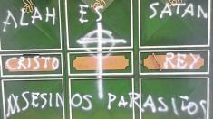 Agresión xenófoba en la mezquita del barrio de Errota, Gasteiz