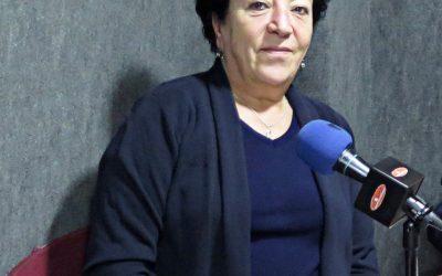Uhintifada 268: Samia Shannan: «La ocupación utiliza todos sus recursos militares para amedrentar a la gente, incluido en el ámbito educativo».