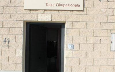 P81  Inauguración nuevo pabellón Oinarri Taller Okupazionala
