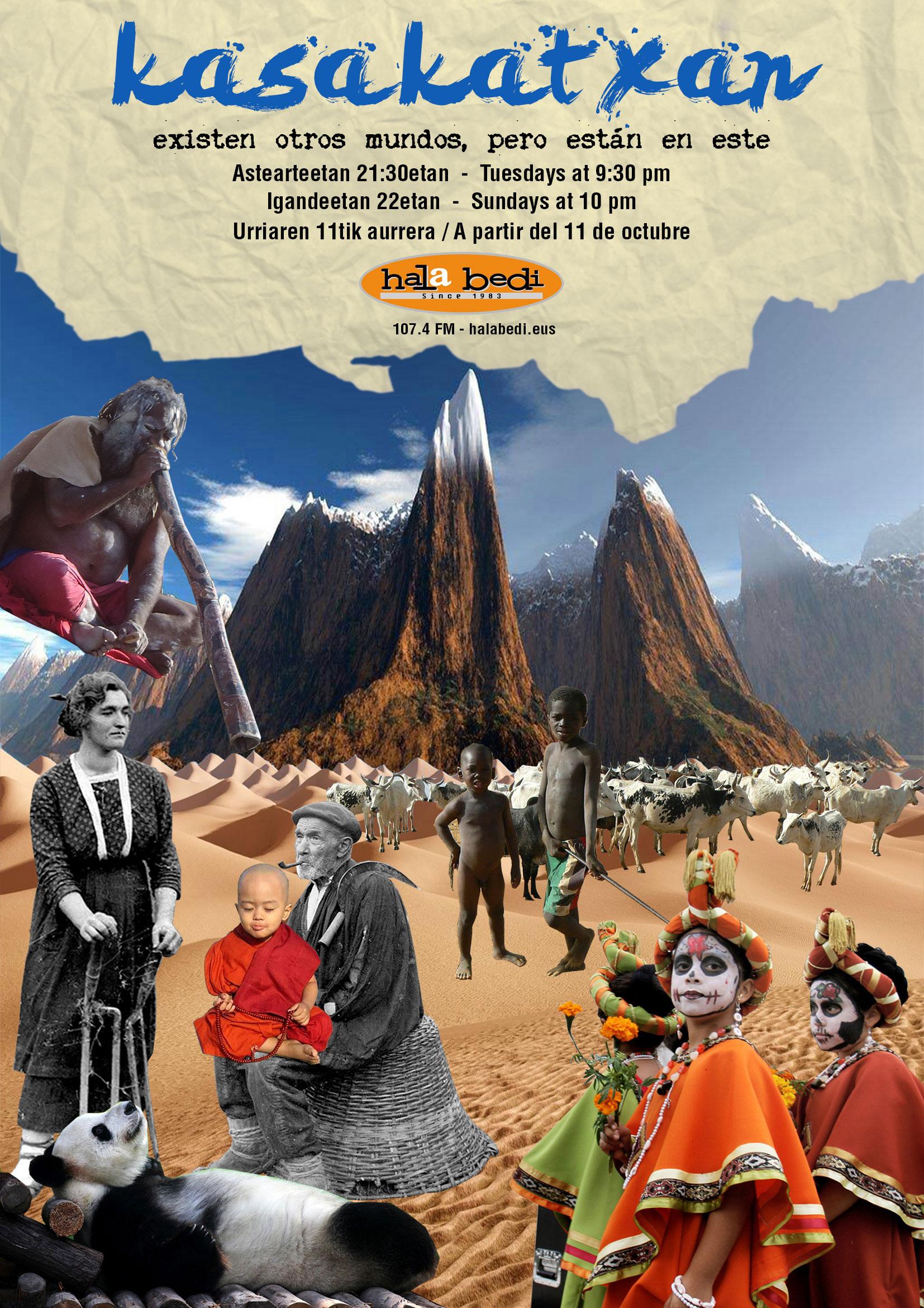 Kasakatxan 2016 – 1ª TEMPORADA COMPLETA