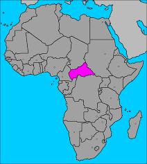 República Centroafricana, conflictiva situación política y social.