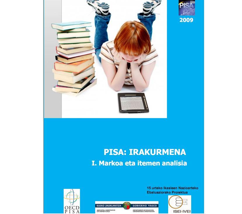 """[Iritzia] Susana Harillo: """"PISA txostena"""""""