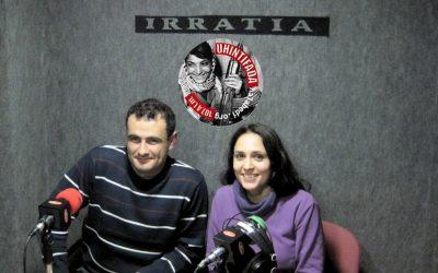 Uhintifada 277: Charlamos con los periodistas gazatís Isabel Perez y Mussa´ab Bashir I.