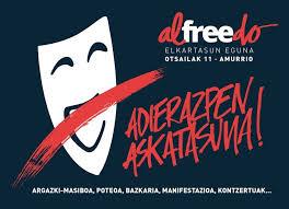 El 11 de febrero solidaridad con Alfredo, afectado por la Operacion Araña