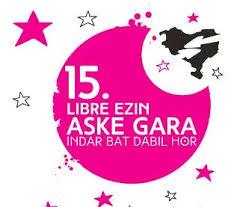 15 años de Bilgune Feminista, con Amaia Zufia