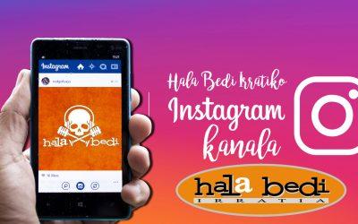 Hala  Bedik  Instagram  kontua  dauka:  hala.bedi
