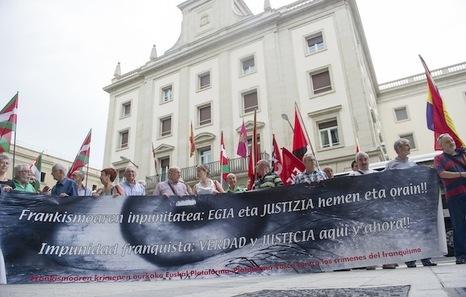 """Lander García (Memoria – Gasteiz ekimena): """"Udalak, sei hilabete eta gero, ez du lantaldean adostutakoa bete"""""""
