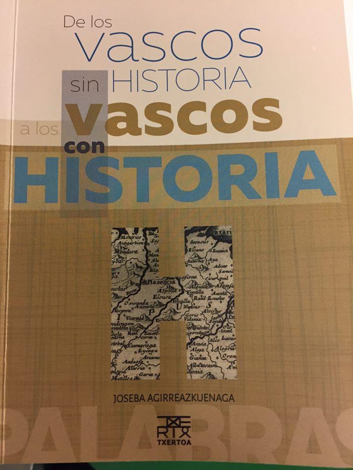 """.Joseba Agirreazkuenaga   : """"El franquismo promovía  la invisibilidad de la personalidad y la historia vascas """""""