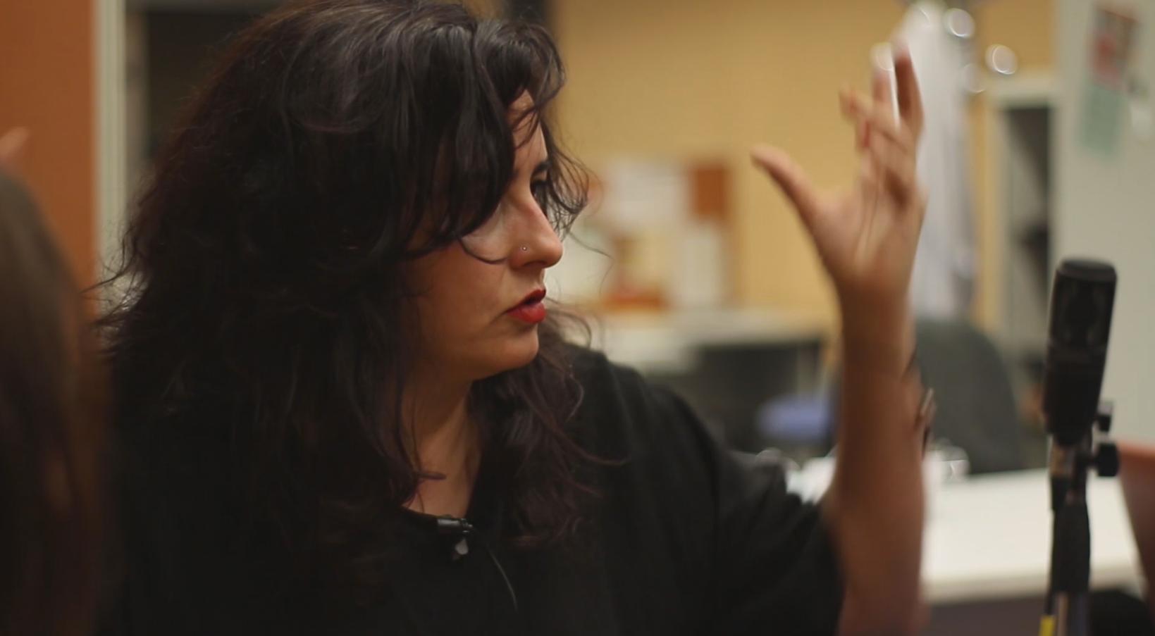 HALABEDITARRAK  |  Irantzu  Varela:  «La  práctica  no-heteropatriarcal  es  la  gran  pelea  de  tu  vida»