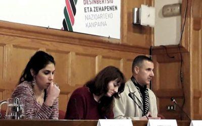 Uhintifada 279: El Foro BDS de Donostia pide a las instituciones valentía a la hora de defender los Derechos Humanos en Palestina.