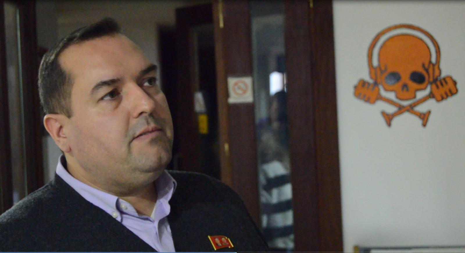 [HalaBideo]  Alejandro  Cao  de  Benós:  «Yo  como  comunista  siempre  creo  más  en  la  unidad  que  en  la  separación»