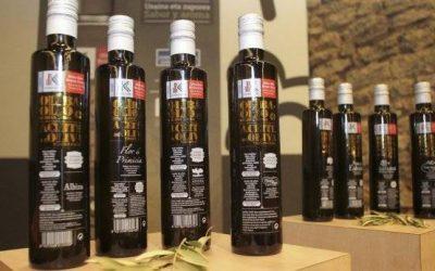 """Iker Díaz de Cerio: """"El aceite alavés es de categoría Premium"""""""