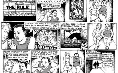 Erraietatik | 'Bechdel Testa', zirrikitu bat kultura sexistan