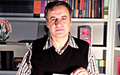 Eugenio García Gascón: «Los estrategas de Trump anuncian una guerra en Oriente Próximo para los próximos años».