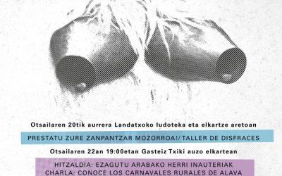 """Ane  Zelaia  (Goian):  """"Proiektua  sustraitzen  jarraitzea  eta  antolaketa  eremuan  parte  hartze  handiagoa  izatea  dira  hemendik  aurrerako  erronkak"""""""
