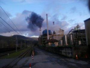 Gueñes y Zalla siguen a la espera de una solución definitiva para la contaminación de la empresa Glefaran