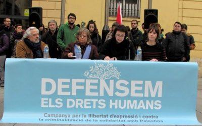 Inma Milan: «Están utilizando una ley que debería perseguir los delitos de odio para criminalizar a activistas por los DDHH».